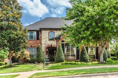 McKinney Single Family Home For Sale: 2405 Highgate Drive