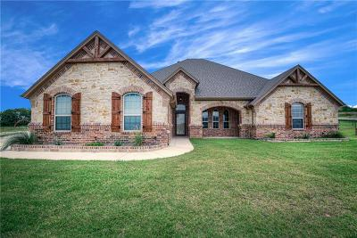 Weatherford Single Family Home For Sale: 100 Bruce Crandall Court