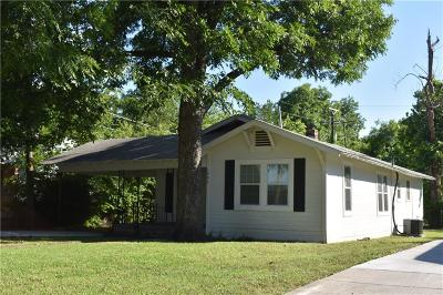 North Fort Worth, North Ft Worth Single Family Home For Sale: 1805 Denver Avenue