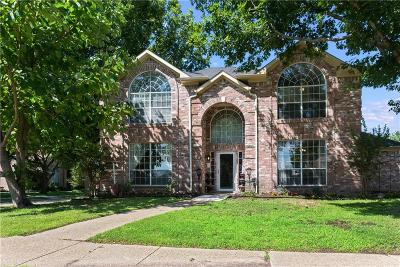 Mesquite Single Family Home For Sale: 2409 Homestead Drive