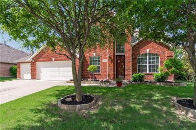 Prosper Single Family Home For Sale: 711 Trail Drive