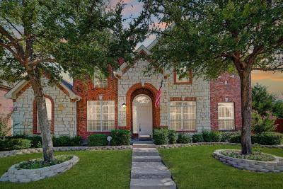 Frisco Single Family Home For Sale: 3510 Nation Drive