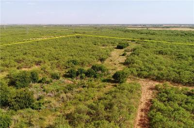 Wichita County Farm & Ranch For Sale: Sisk Road