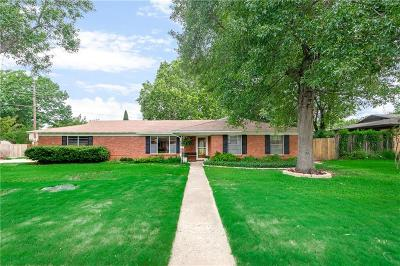 Irving Single Family Home Active Option Contract: 137 W Scotland Drive