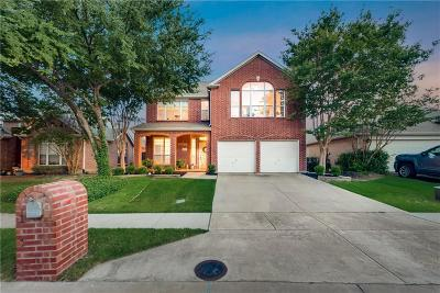 Mckinney Single Family Home For Sale: 6105 Berkshire Road