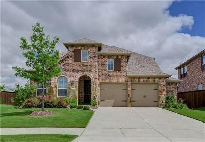 Prosper Single Family Home For Sale: 15501 Piedmont Park Drive