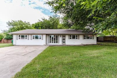 Archer County, Baylor County, Clay County, Jack County, Throckmorton County, Wichita County, Wise County Single Family Home For Sale: 403 Brookhollow Street