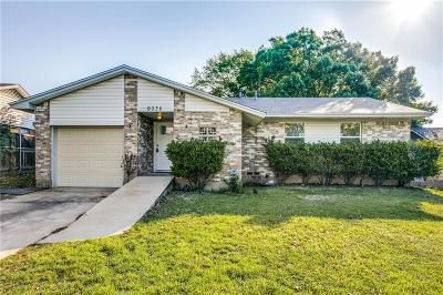 Frisco Single Family Home For Sale: 9038 Bison Trail
