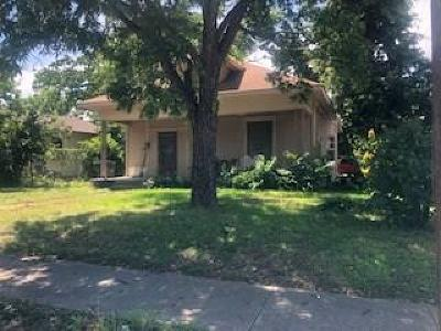 Dallas Single Family Home For Sale: 3825 Munger Avenue