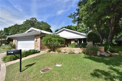 Fort Worth Single Family Home For Sale: 713 Putter Drive