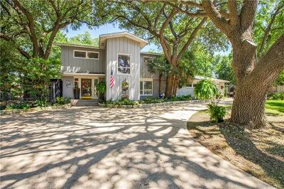Preston Hollow Single Family Home For Sale: 10714 Brookport Place