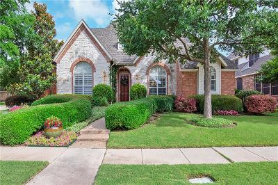 Allen Single Family Home For Sale: 1007 Cross Plains Drive