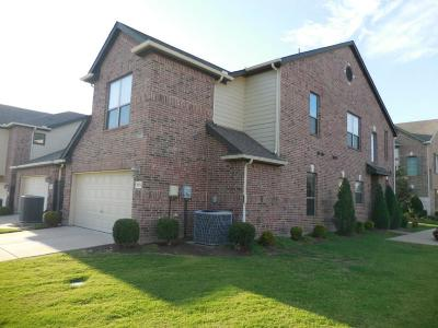Carrollton Townhouse For Sale: 4233 Swan Forest Drive #A
