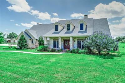 Allen Single Family Home For Sale: 701 Rock Ridge Road