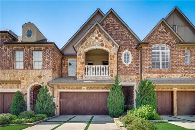 Carrollton Townhouse Active Contingent: 2809 Creekway Drive