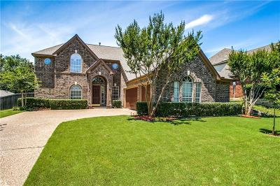 Mckinney Single Family Home For Sale: 1712 Waterside Drive