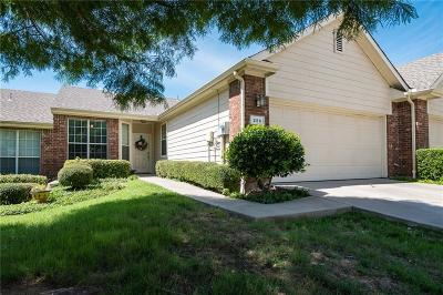 Lewisville Townhouse For Sale: 256 Bexar Drive
