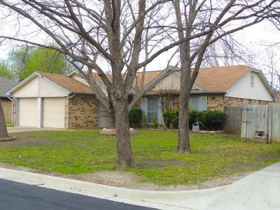 North Richland Hills Residential Lease For Lease: 8229 Irish Drive