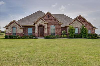 Weatherford Single Family Home For Sale: 106 Olivia Drive
