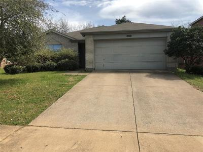Seagoville Single Family Home For Sale: 207 Oakhurst Drive