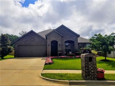 Weatherford Single Family Home For Sale: 2105 Caroline Drive