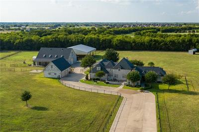 Rockwall County Farm & Ranch For Sale: 446 English Road