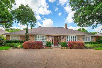 Single Family Home For Sale: 7815 Glenneagle Drive