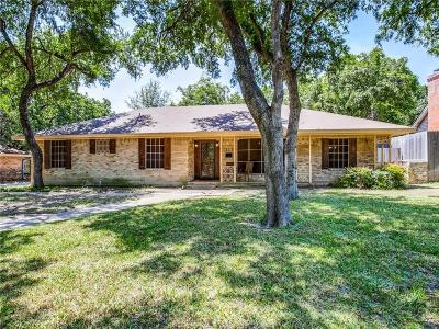 Grand Prairie Single Family Home For Sale: 813 Sharpshire Street