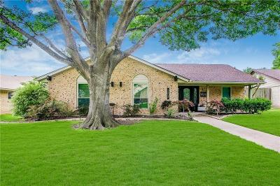 Plano Single Family Home For Sale: 3608 Claymore Drive