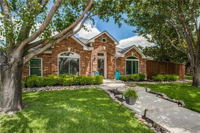 Allen Single Family Home For Sale: 1813 Barton Springs Court