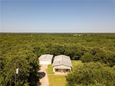 Archer County, Baylor County, Clay County, Jack County, Throckmorton County, Wichita County, Wise County Single Family Home For Sale: 223 County Road 3471