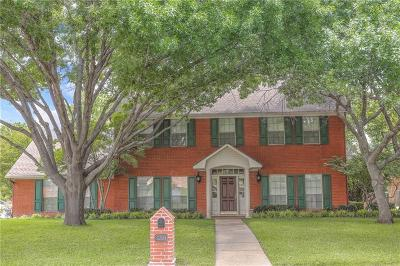 Denton Single Family Home For Sale: 3204 Windy Hill