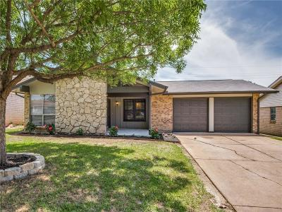Irving Single Family Home Active Option Contract: 3520 Finley Road