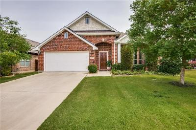 Little Elm Single Family Home For Sale: 1297 Lasso Drive