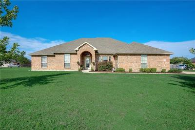 Waxahachie Single Family Home For Sale: 307 Springfield Lane