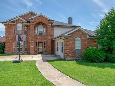 Mesquite Single Family Home Active Option Contract: 2424 Buckeye Drive