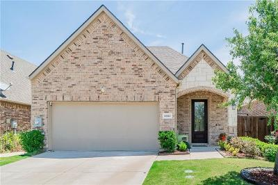 McKinney TX Single Family Home For Sale: $329,900