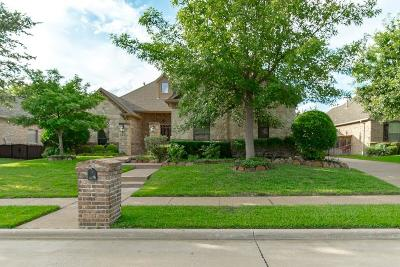 North Richland Hills Single Family Home For Sale: 8605 Glenmont Drive