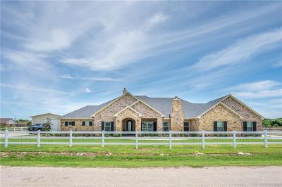 Johnson County Single Family Home Active Option Contract: 4208 Chaz Court