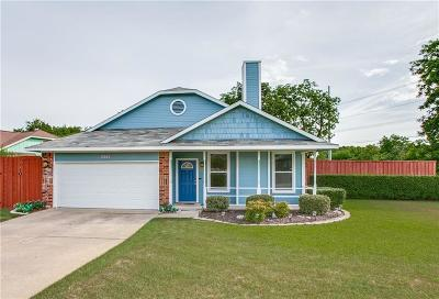 Garland Single Family Home Active Option Contract: 2501 Collins Boulevard