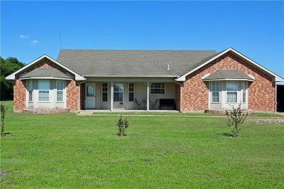 Farmersville Single Family Home Active Option Contract: 2721 Fm 547