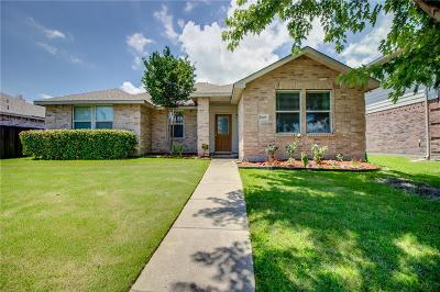 Wylie Single Family Home For Sale: 2905 Lake Vista Drive