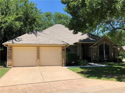 Highland Village Single Family Home Active Option Contract: 2405 Rosedale Street