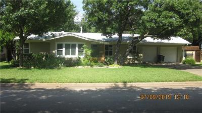 Single Family Home For Sale: 3924 Piedmont Road