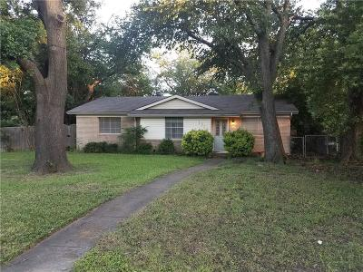 Plano Single Family Home For Sale: 1713 Janice Drive