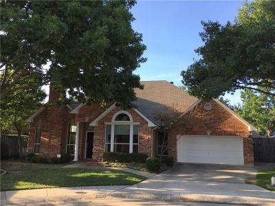 Mckinney Single Family Home For Sale: 5903 Cades Cove