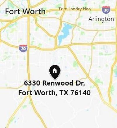 Fort Worth Residential Lots & Land For Sale: 6330 Renwood Drive