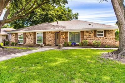 Duncanville Single Family Home Active Option Contract: 226 Roma Drive