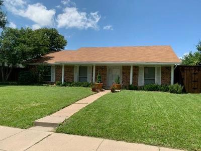 Carrollton Single Family Home For Sale: 2017 Statler Drive