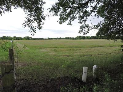 Whitewright Farm & Ranch For Sale: Tbd Knot Hole Road